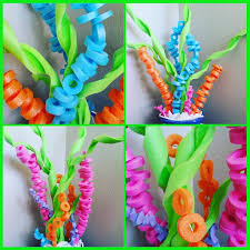 pool noodle reef craft