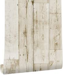HaokHome 18119-6M Faux Distressed Wood ...