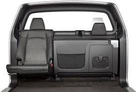 Johnson Controls Introduces Slim Stow Second Row Seat - PickupTrucks ...