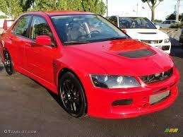 2006 Rally Red Mitsubishi Lancer Evolution IX #29762663   GTCarLot ...