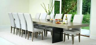dining table and 10 chairs big dining room tables large round dining table seats dining room