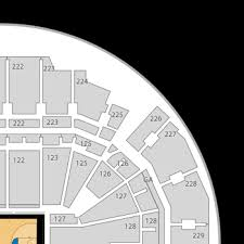 Chi Health Center Seating Chart Creighton Vs Providence Tickets Jan 18 In Omaha Seatgeek