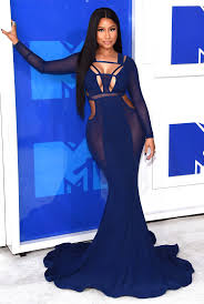 The VMAs Most Beaded Bombshell and Barely There Looks Vmas.