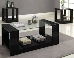 Two Piece Living Room Set 3 Piece Black Coffee Table Sets Coffetable