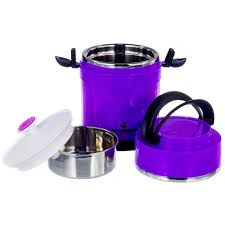 Ланч-бокс GUTERWAHL <b>термо</b>-<b>ланчбокс 2200мл</b>, фиолетовый ...
