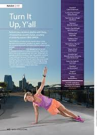 turn it up y all a country workout playlist by celebrity trainer