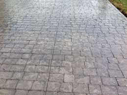 Best Mix Design For Stamped Concrete Stamped Concrete Instead Of Concrete Blocks