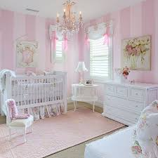 image of baby room chandelier for girls