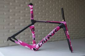 diy painting a bicycle frame lovely carbon road bike frame carbon fibre road cycling bicycle frameset