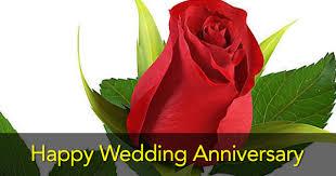 happy wedding anniversary wishes and