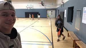 Crazy Basketball TrickShot$!!! Vlog_002 FT: Royale Huskie Hayes Sports. Max  Pruitt Ag Chico - YouTube
