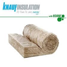 loft insulation 200mm. knauf loft roll insulation 40 earthwool combi-cut 200mm - 132.72m2