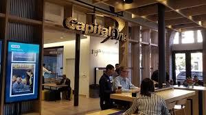 Capital One Bank Customer Service Capital One Hit With Nine Figure Fine Washington Business Journal