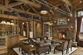 rustic decor ideas living room. Rustic Rooms Stylish Decor Ideas Living Room Decobizz
