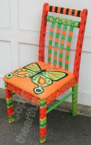 Bench Painted Bench Santiago Painted Benches By Different Hand Painted Benches