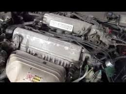 How to check engine number code Toyota Camry - YouTube