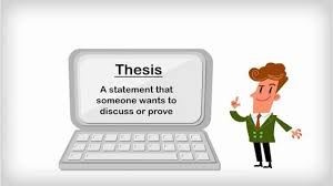 thesis help videos Imhoff Custom Services