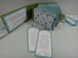 Baby Shower Guest Book Ideas  Baby Room IdeasBaby Shower Message Book