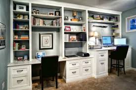 office desk cabinet trendy captivating built in office desk decor ideas with plain light grey wall built office desk ideas