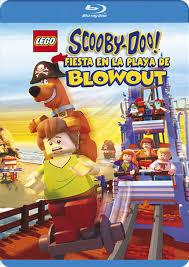 Lego Scooby-Doo! Fiesta en la playa de Blowout (2017) latino