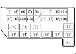 suzuki sx4 fuse box diagram 2006 2013 fuse diagram suzuki sx4 fuse box diagram 2006 2013