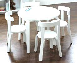 round white kids table table chairs with storage toddler table and chairs for white kids round white kids table
