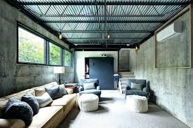 corrugated metal ceiling steel installation