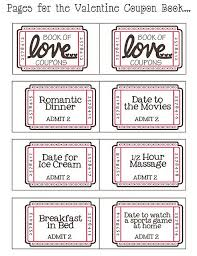 Make Free Tickets Free Download Printable For A Book Of Love Tickets Also A