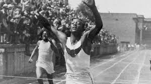 jesse owens mini biography