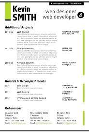 Web Designer Resume Impressive Image Result For Jr Web Developer Resume Resumes Pinterest