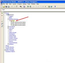 P L Form Pl Sql Libraries In Forms Oracle Forms Tutorial