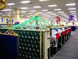 christmas office themes. Fine Office Office Christmas Decoration Themes With Decorating  Throughout