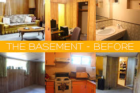 basement remodels before and after. The Basement Renovation - Before Pictures | Squirrelly Minds Remodels And After O