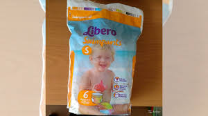 <b>Трусики</b>-<b>подгузники для плавания Libero</b> Swimpants S купить в ...