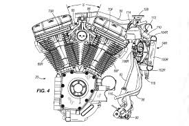 harley patents liquid cooled big twin heads moto guide harley patents liquid cooled big twin heads