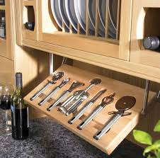 Kitchen Drawer Storage 8 Smart Stylish Kitchen Storage Systems Homes And Hues