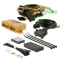 wiring harness kit prado suit tow bar milford ecs the first choice