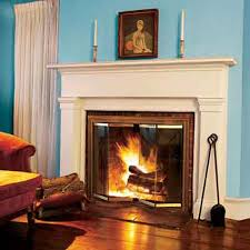 gallery of fireplace heat shield