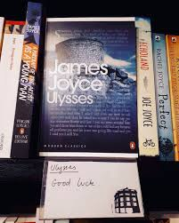lillian on twitter chuckling at this review of ulysses at the waterstones in oxford waterstonesoxf