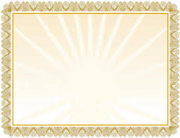 Certificate Background Free Certificate Backgrounds Free 4 Msdoti69