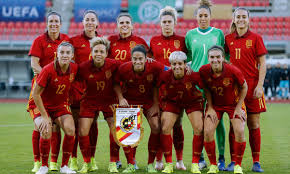 Rodrigo, isco and jordi alba called up for the spain team squad in match against faroe islands and sweden. Women S World Cup 2019 Team Guide No 7 Spain Women S World Cup 2019 The Guardian