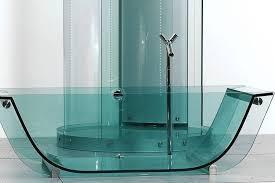 latest in luxury the see through bathtub wsj