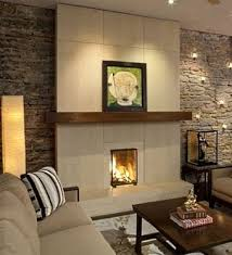 contemporary fireplace. Contemporary Fireplace