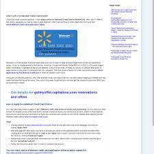 Walmart Application Mix Www Walmart Com Credit Apply Walmart Credit Card