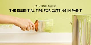 the essential tips for cutting in paint