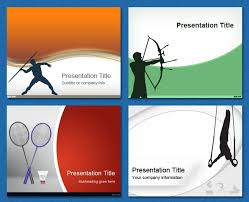Olympics Background Free Powerpoint Templates