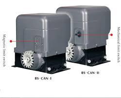 bisen good quality auto sliding gate opener bs can 800 sliding door motor kit