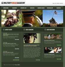 Website Templates 24 Best Military Website Templates Themes Free Premium Templates 23