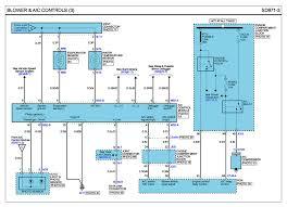 repair guides g 3 8 dohc (2007) blower & a c controls (auto Hyundai Entourage Fuse Box Diagram schematic diagrams, page 03 (2007) 2008 hyundai entourage fuse box diagram