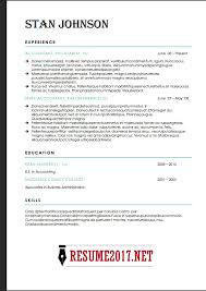Resume Templates Word 2018 Amazing RESUME FORMAT 48 48 Latest Templates In WORD